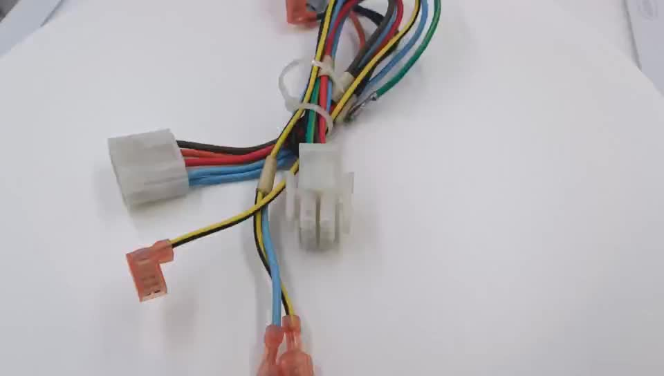 Ul Electrical Wire Harness For Household And Consumer