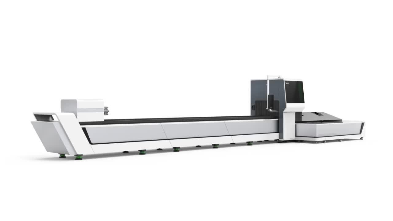 Bodor laser Pipe high power cutting machine 2000w