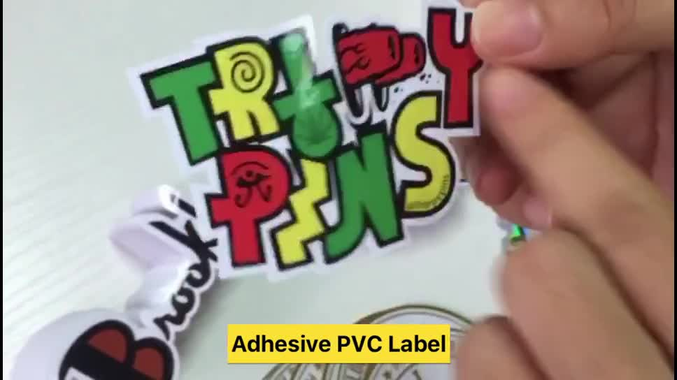 Roll Adhesive Printed UV Proof Sticker Electrical Scooter Custom Clear Logo labels