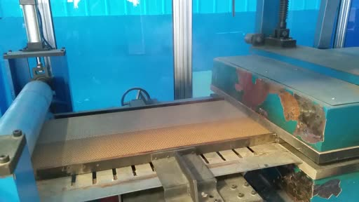 Vertical Type Paper Inverted Corrugated Core Making Machine