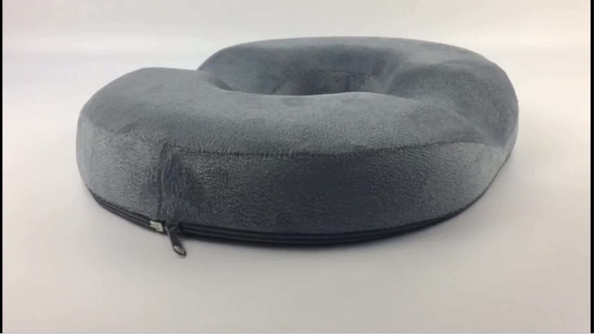 Seat Ring Cushion Relief Treatment for Hemorrhoids, Bed Sores, Prostate, Coccyx, Sciatica, Pregnancy, Post Natal Surgery