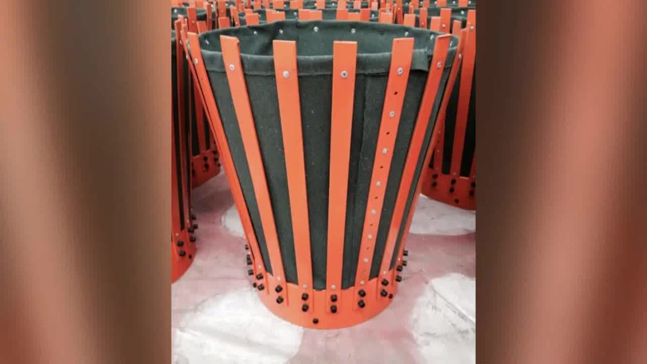 Hot sale standard model cementing basket cementing with high quality and the best price