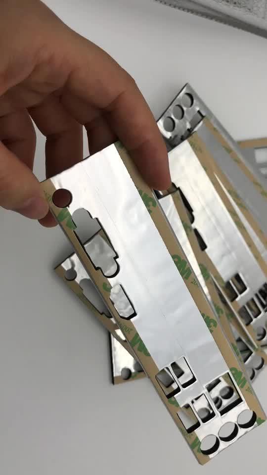 aluminum foil foam thermal insulation