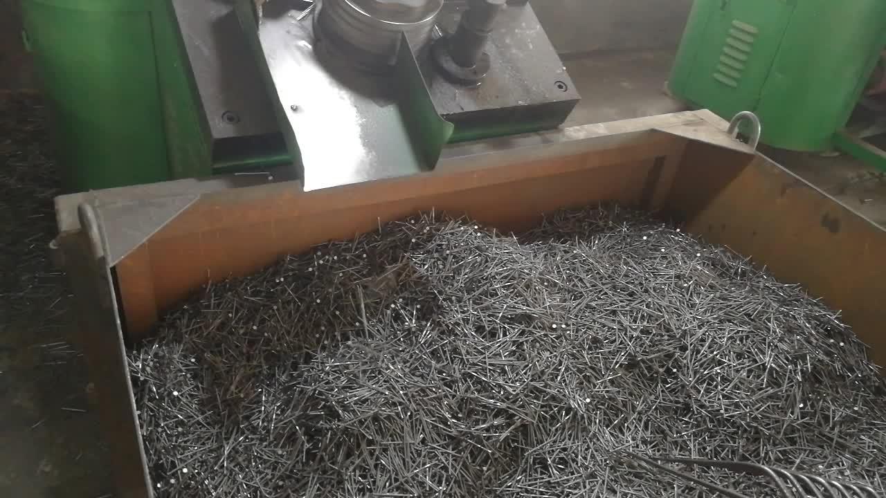 cheap machine grade bulk nails for automatic wood pallet machine