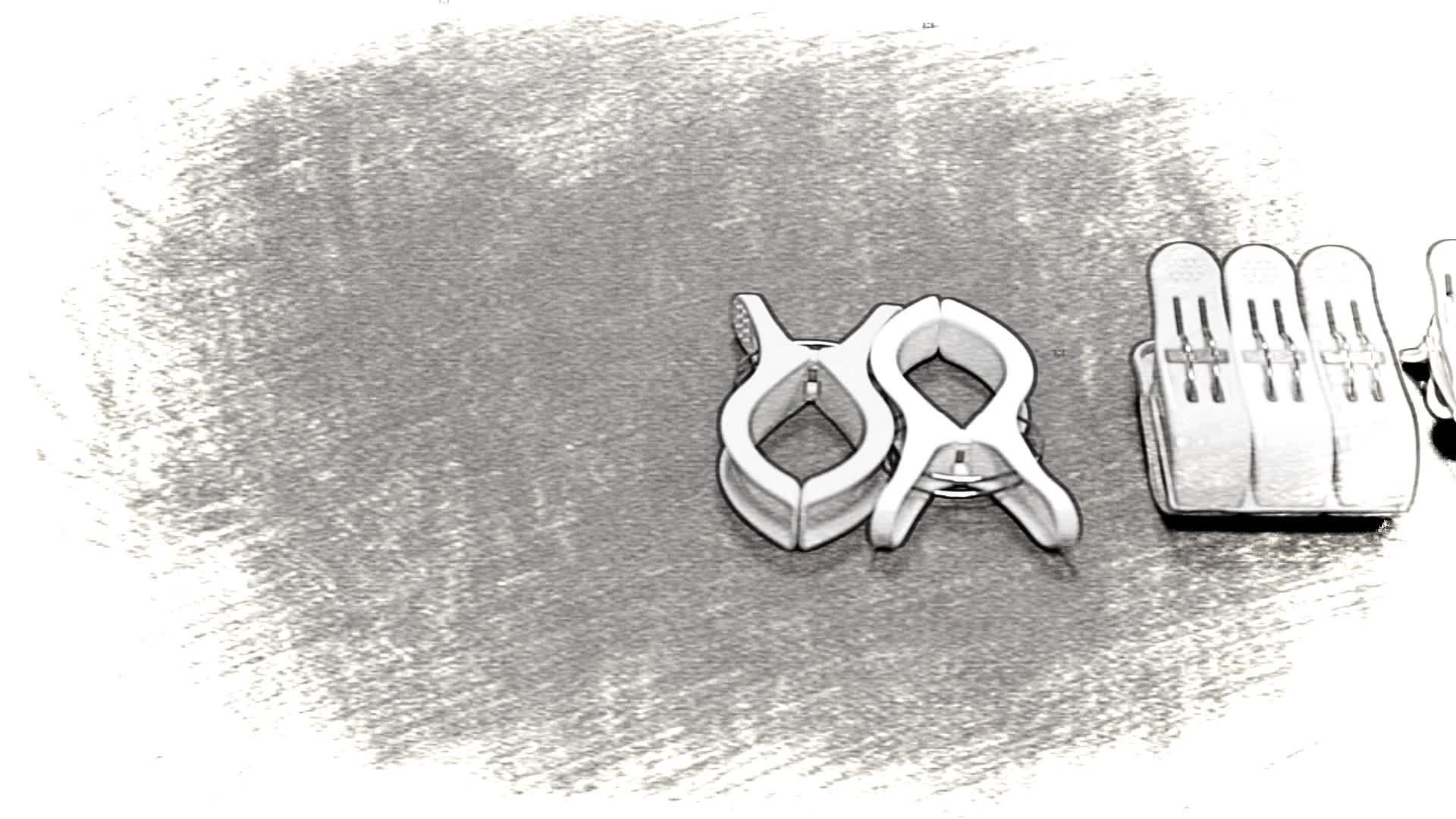 Kunststoff-Stifte in Taizhou Kunststoff-Clip bunte Wäscheklammern Tuch Pin Clip