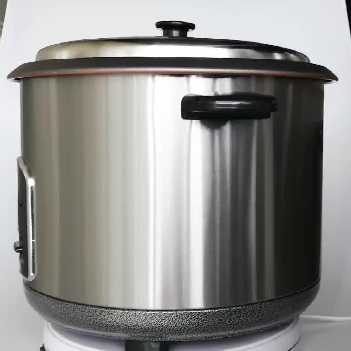 Miglior prezzo antiaderente fornello di riso in acciaio inox interno pot fabbrica