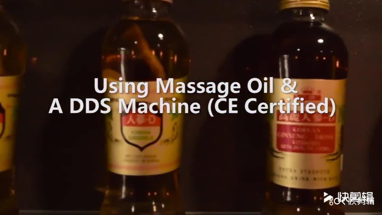HuaLin Gruppo acido-base piatto DDS Bio Elettroterapia macchina di massaggio