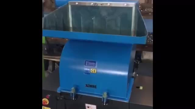 XNS-260-400 Plastic Crusher grinder auxiliary machine