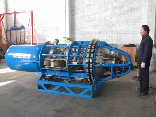 Pipeline construction equipment supplier pipe alignment tool pneumatic pipe line-up clamp internal pipe line up clamp