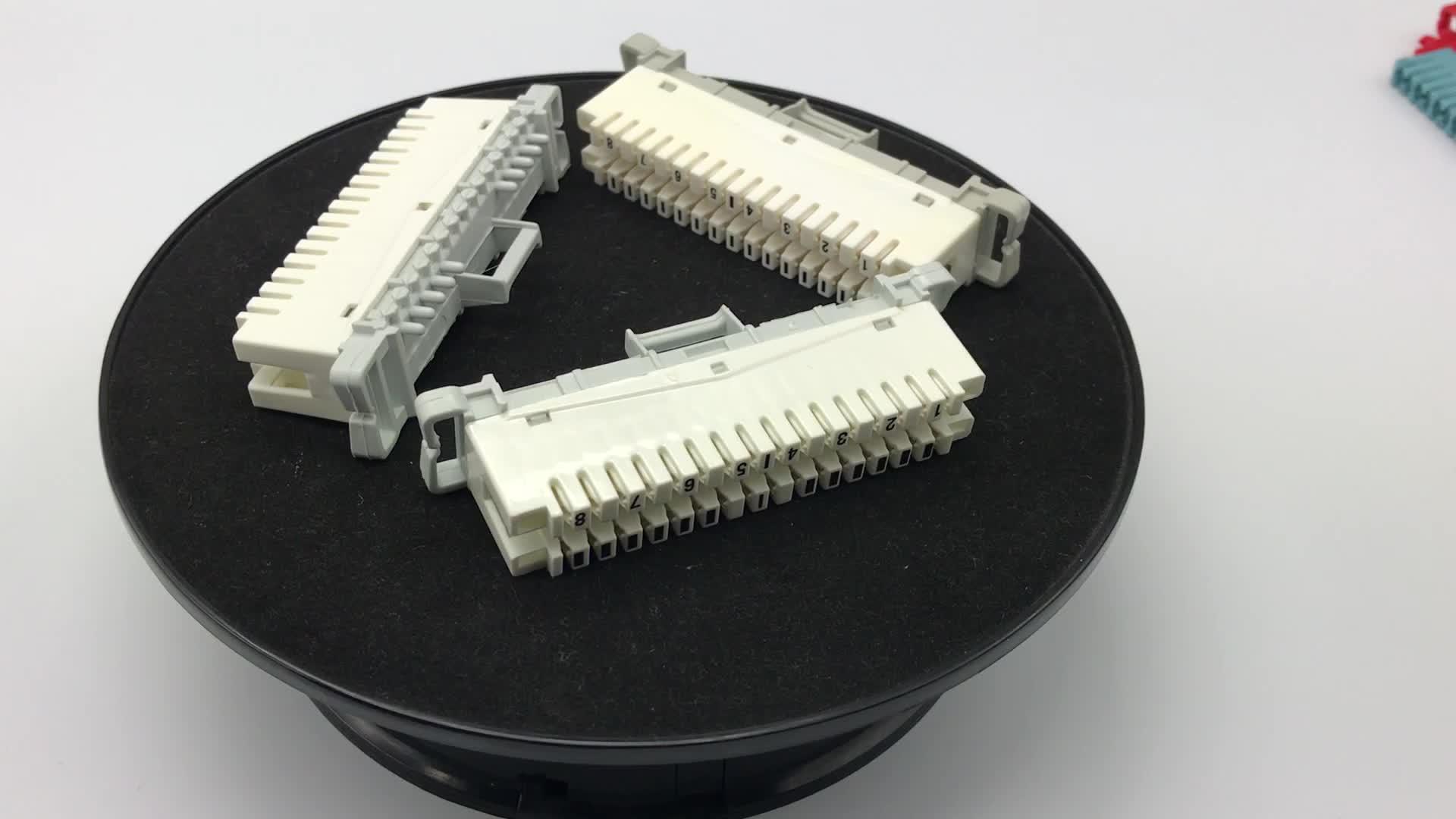 8 जोड़ी एलएसए क्रोन प्रकार वियोग मॉड्यूल