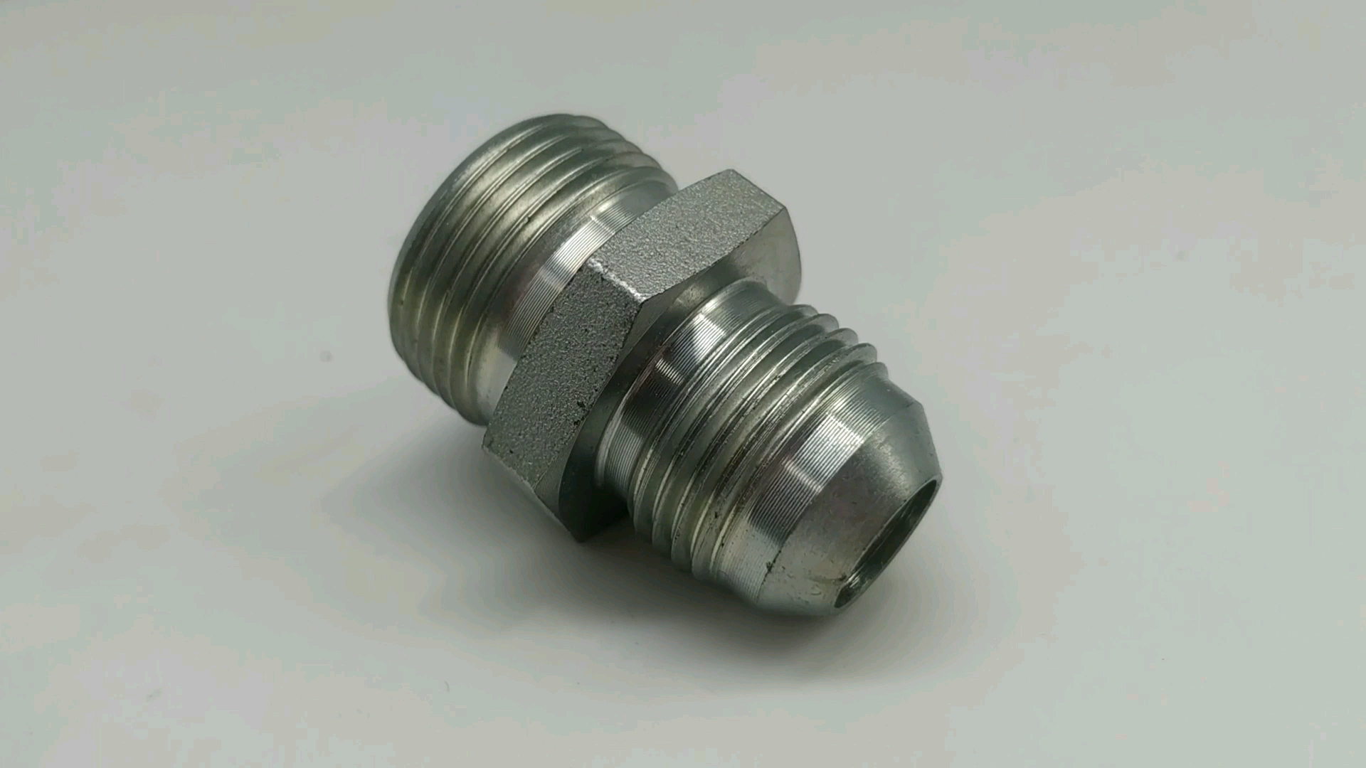 Stainless Steel / Carbon Steel / Brass Male JIC Tube Adaptor Fitting
