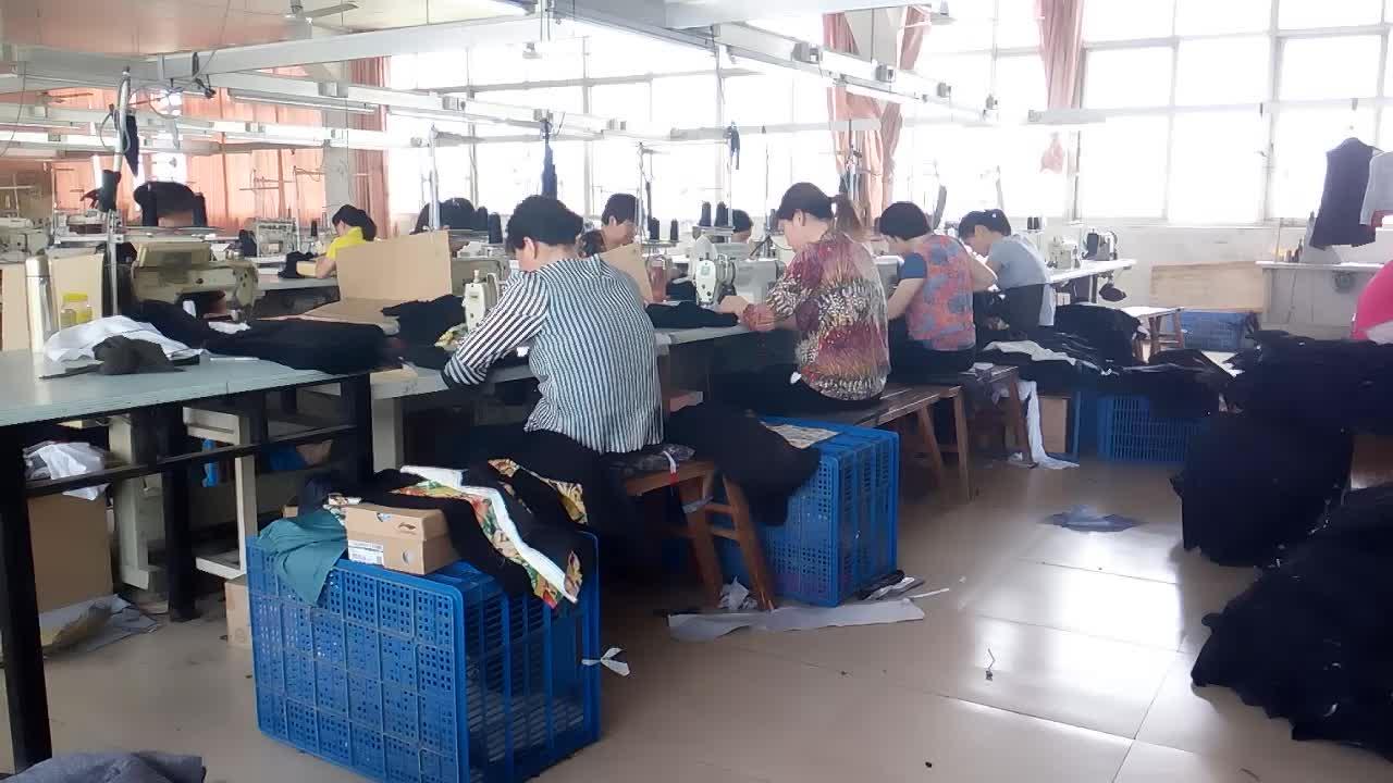 여성의 복고풍의 빈티지 디자인 의류 제조업체 공급 업체 공장 중국에서