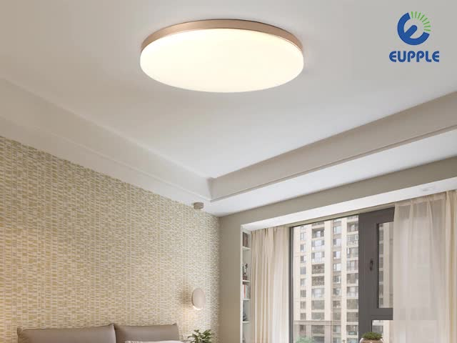 TUV SAA CB CE Hot Sales Super Thin 5cm Living Room Modern Surface Mounted 12W 18W 24W Indoor Slim Round Plafon LED