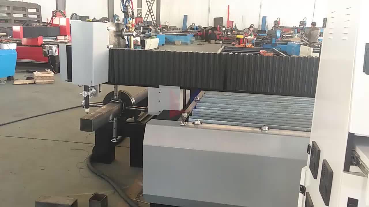 2021 Европейское качество 1325 1530 сверлильная головка плазменная труба плазменный резак cnc машина для плазменной резки