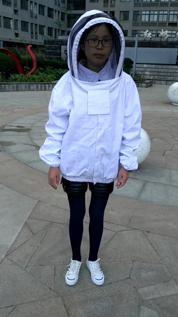 Beekeeping equipment from China protection clothing bee keeping protection cotton bee suit jacket