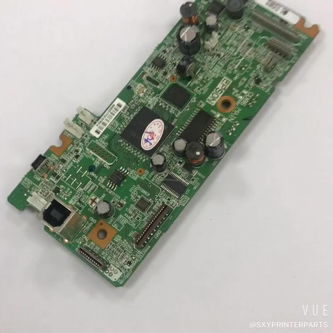 Original Refurbished ใหม่วินาทีมือ Formatter Logic หลัก Board เมนบอร์ดสำหรับ Epson L395 Inkjet เครื่องพิมพ์ Mother Board