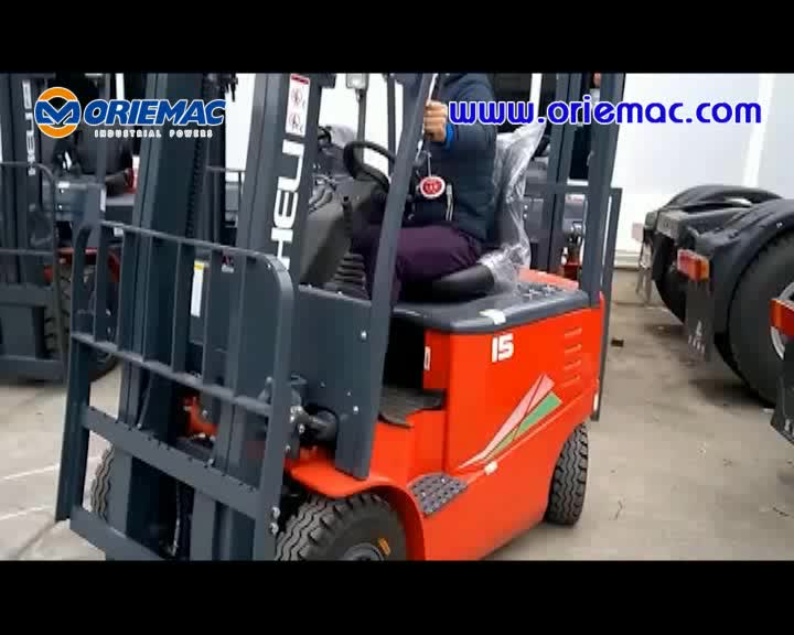HELI CPD25 2.5ton Electric forklift Truck Price