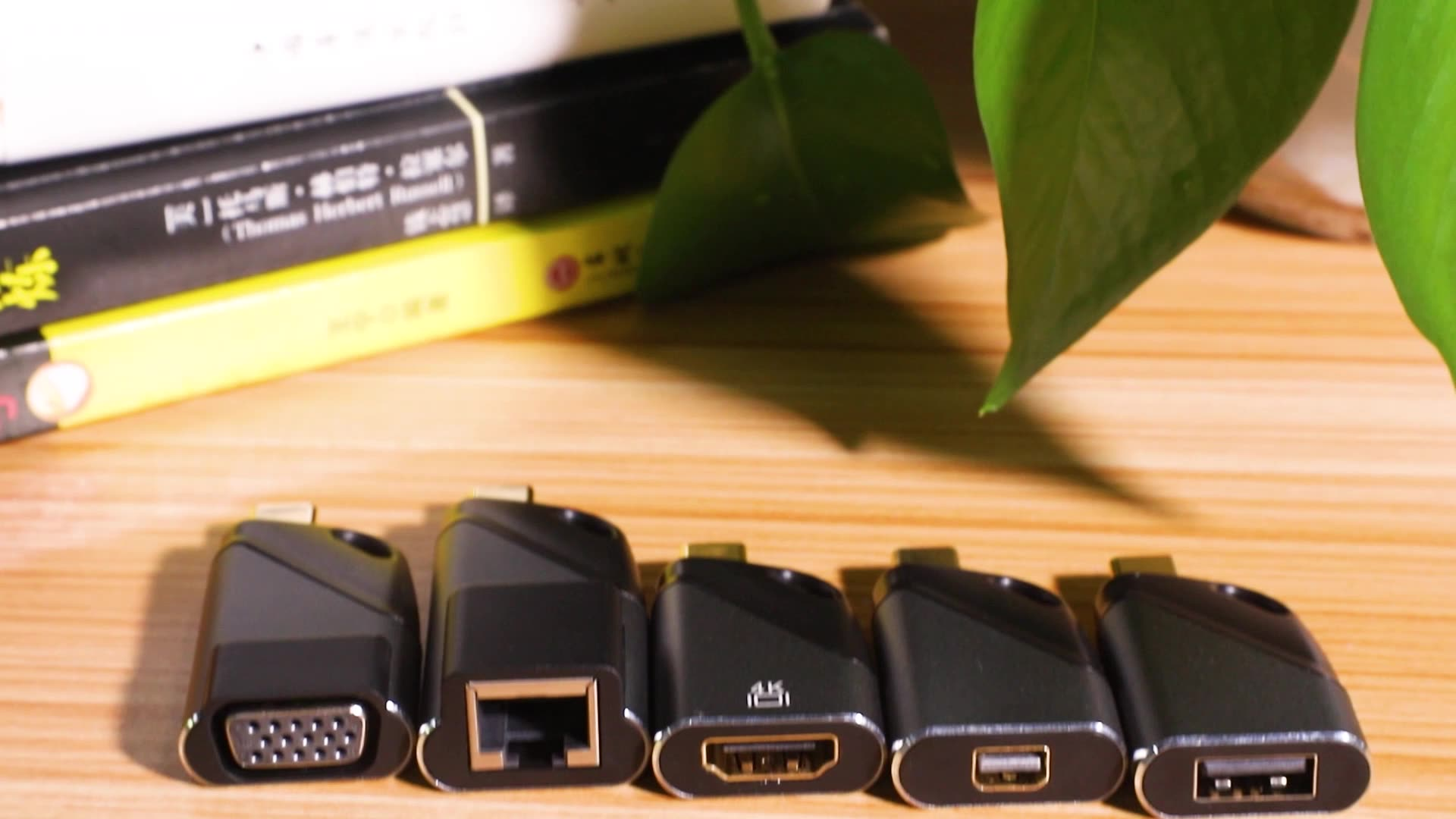 Fabrik liefern 4K @ 60Hz HD USB Typ C zu mini Display Port mini DP Keychain Adapter