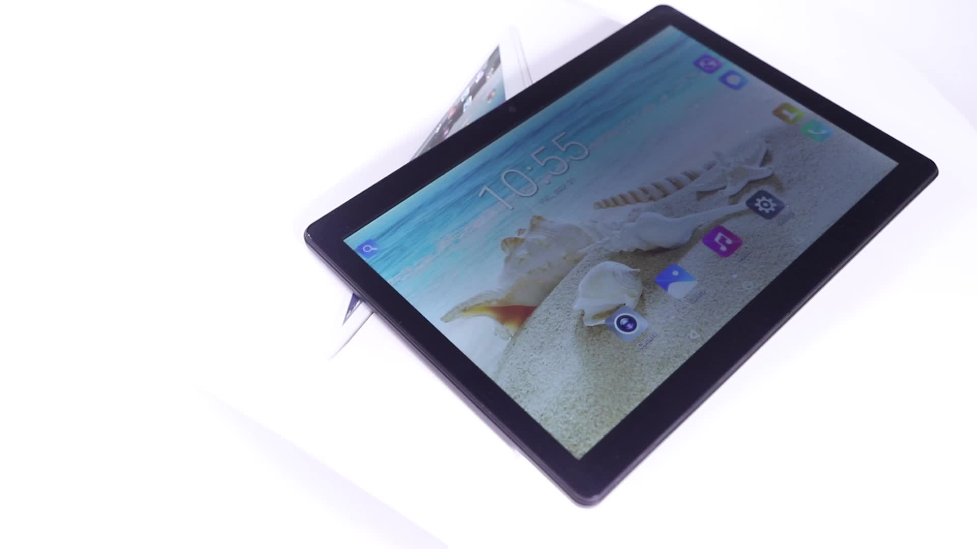 China manufacturer MTK6580 10.1 inch tablet pc with android abobe flash player download