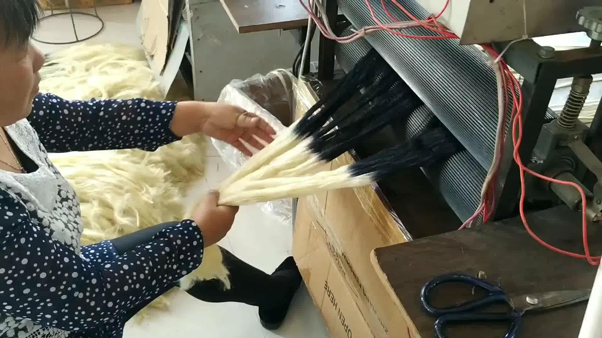 Yaki Jumbo Vlechten Ombre Synthetisch Haar Volledige En Zachte Gehaakte Jumbo Vlechten Haar Groothandel Handgebonden Synthetische Vlechten Haar