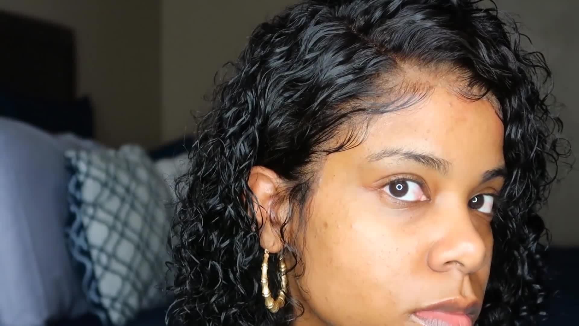 Perucas de bob peruanas pré arrancadas 150 densidade onda profunda da malásia perucas de cabelo humano encaracolado encaracolado encaracolado peruca