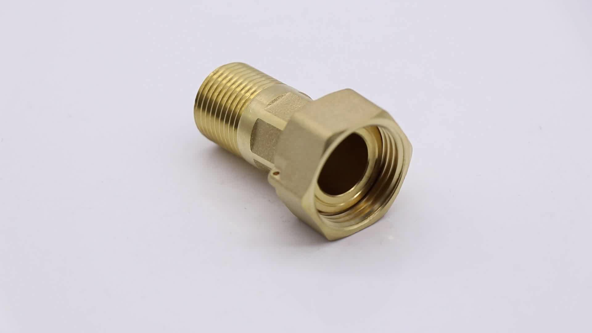 "One-way tube behind the water meter connector table for 1/2"" one-way valvecheck valve for faucet check valve connector connector"