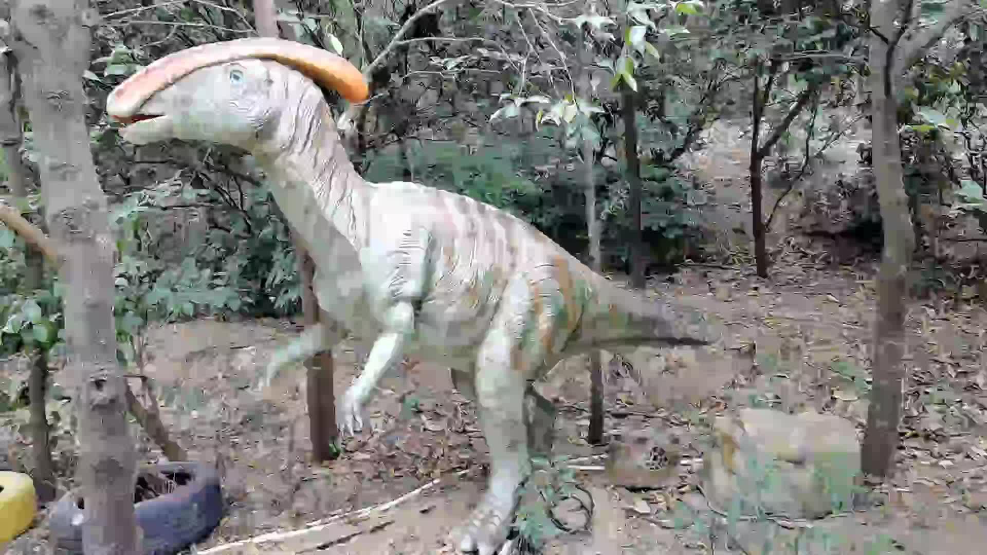Animatronic 로봇 생활 크기 공룡 모델 판매