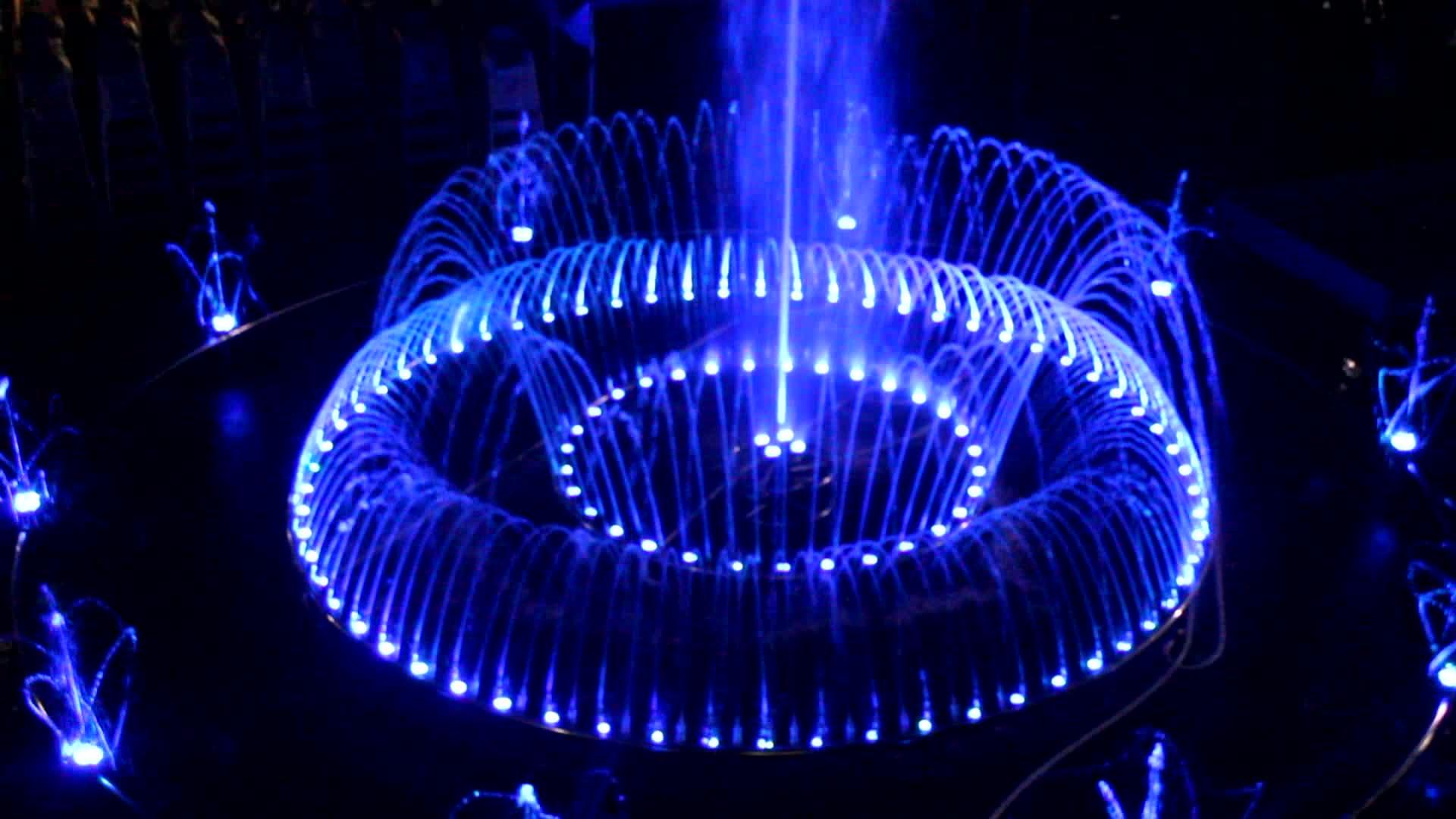 Interno esterno paese centro di cortile di dancing water musicale elettrico attrezzature per le piscine fontane e giardini