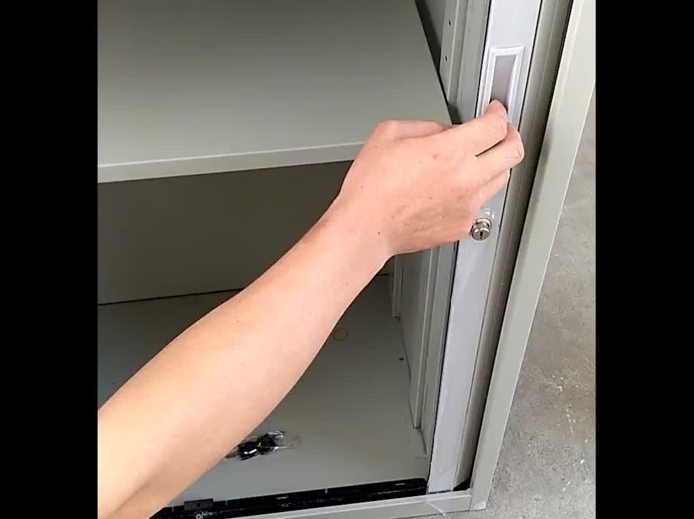 फर्नीचर रसोई कैबिनेट प्लास्टिक रोलर शटर पीवीसी एबीएस कारचोब दरवाजा चांदी प्लास्टिक कारचोब दरवाजा Slats के लिए आर. वी.