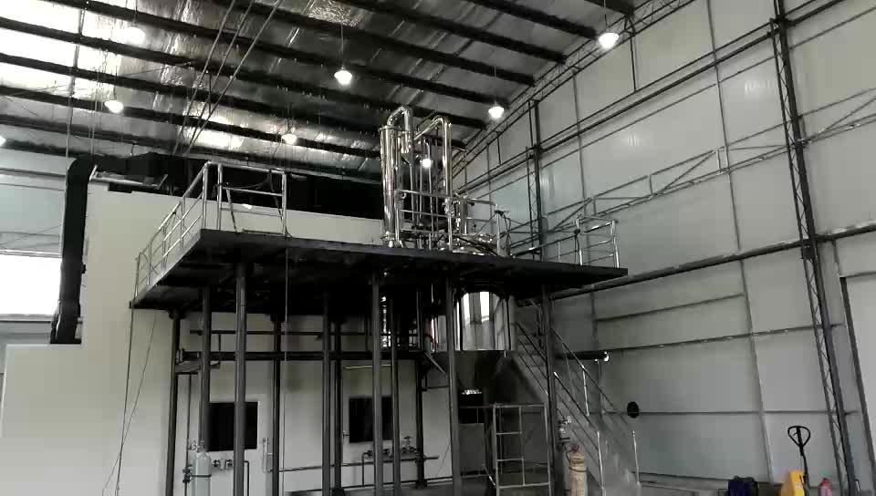 3000L aromatic oil steam distillation plant chamomile essential oil extractor machine Cypress Essential Oil Distillers