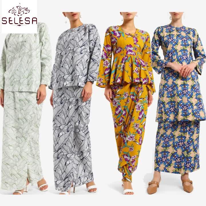 Hot Jual Murah Baju Muslim Malaysia Bridal Lehenga Choli Tudung dengan Pakaian Afrika