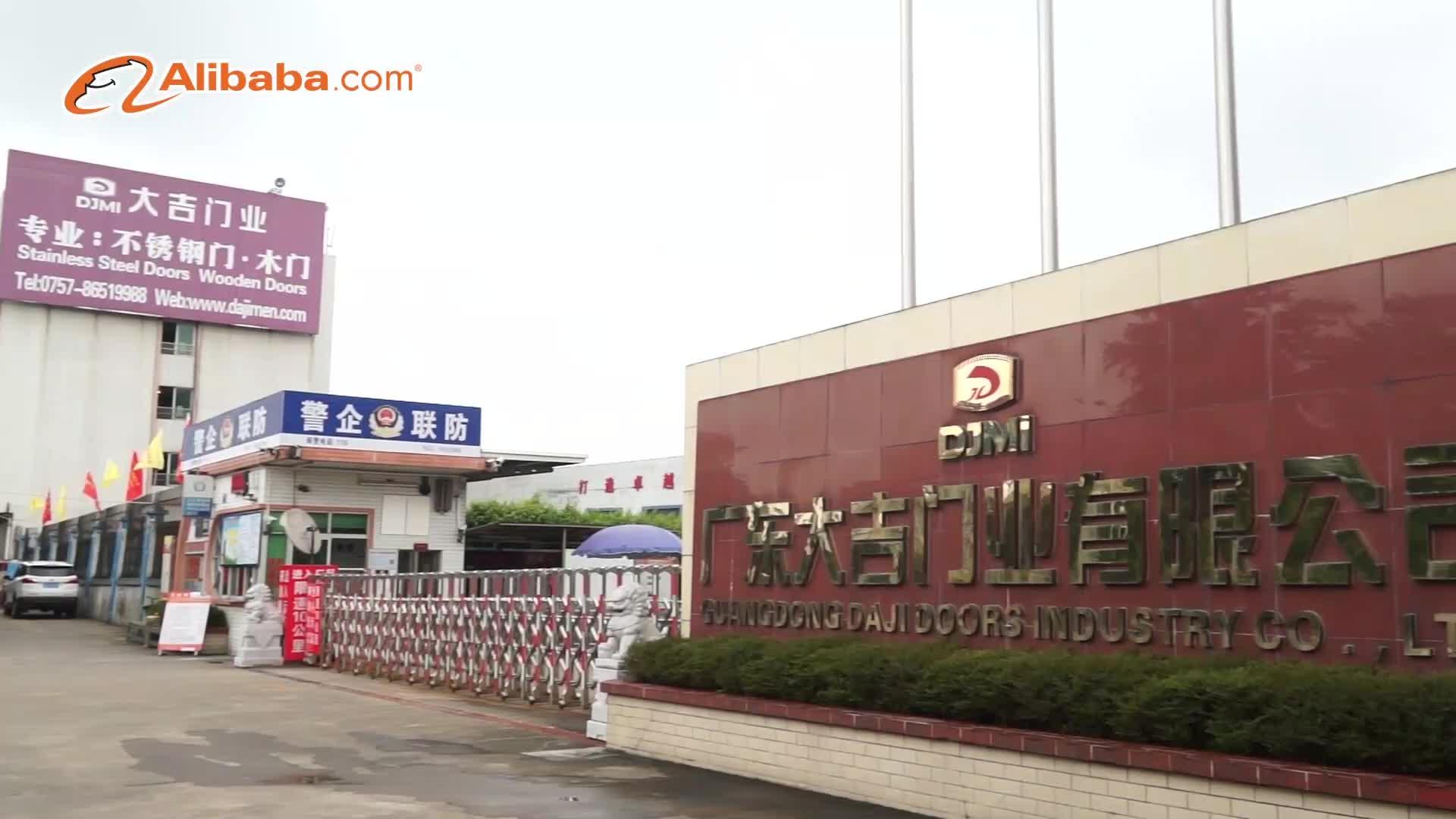 Brandwerende Deur Beveiliging Stalen Deur Foshan Fabriek Made In China
