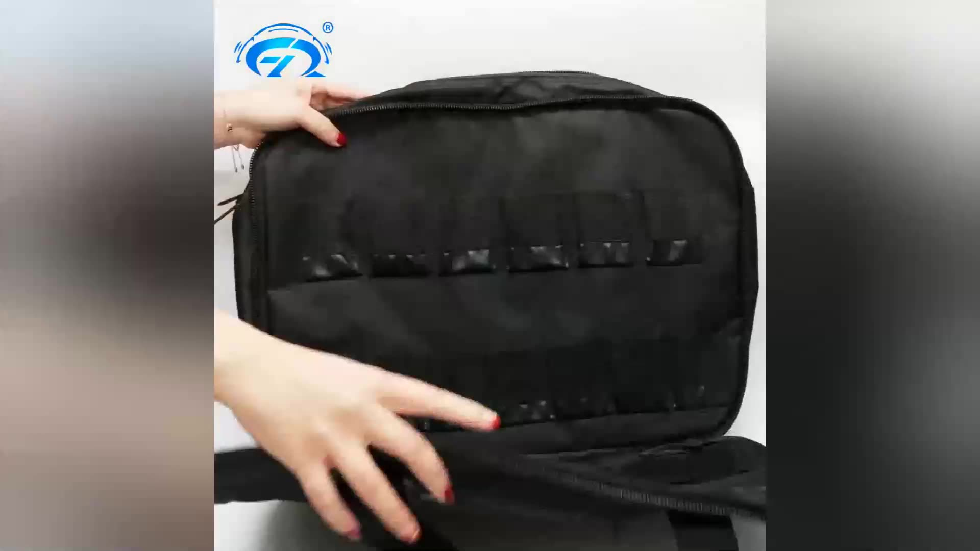 High Quality 52-slot Tour Guide Waterproof Bag For Storage