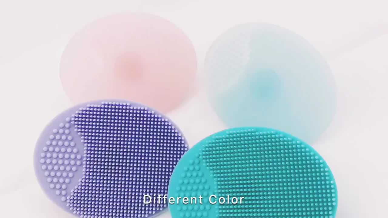 Makeup Brush Cleaning Mat Cosmetic Brush Cleaner Pad Silicone Washing Tool
