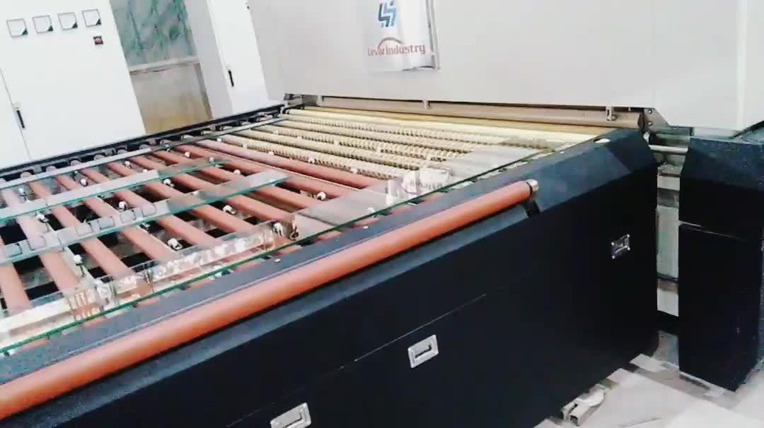 Macchine per la Produzione di Vetro temperato/Vetro Temperato Apparecchiature Per Il Trattamento di Produzione