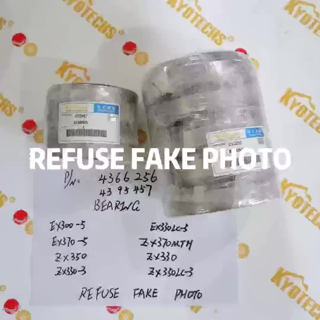 4366256 4395457 BEARING FOR EX300-5 EX330LC-5 EX370-5 ZX370MTH ZX350 ZX330 ZX330-3 ZX350LC-3