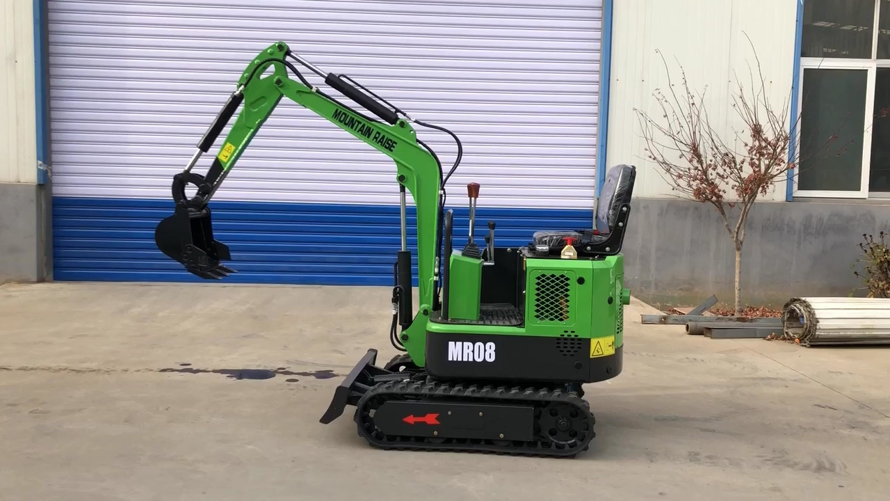 Cheap Chinese Mini Excavator for Sale