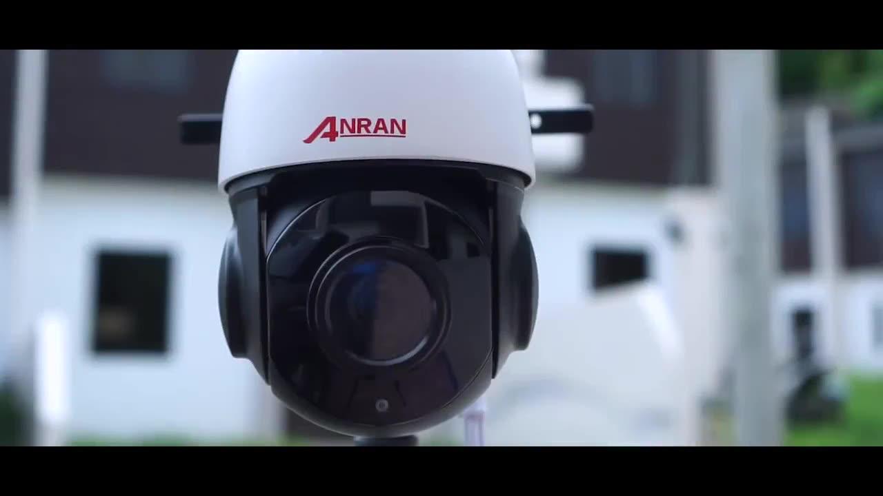 ANRAN 2MP Wireless Battery IP Camera Outdoor Full HD 1080P Outdoor Wifi Waterproof Battery Powered IP Camera
