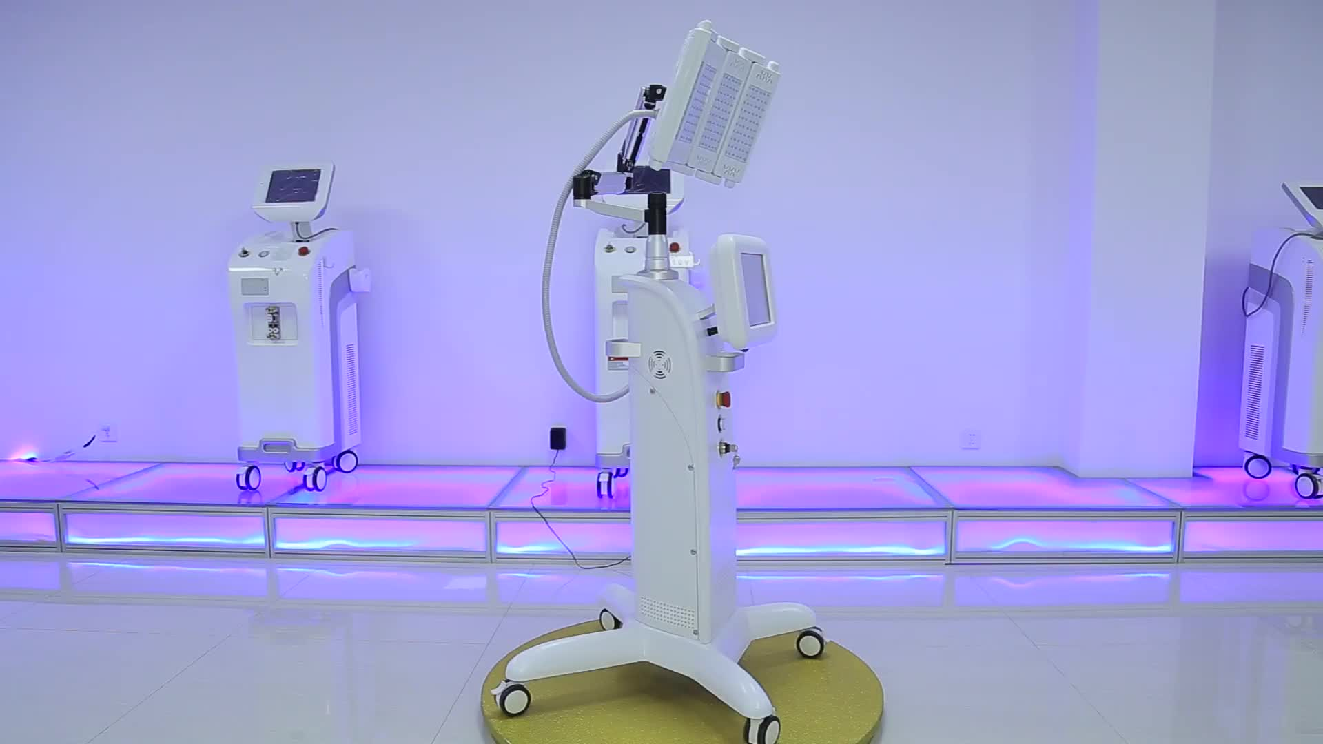2020 NEWEST Pdt Led Lighting Beauty Salon Machine /blue Light Therapy Acne Treatment/red light therapy