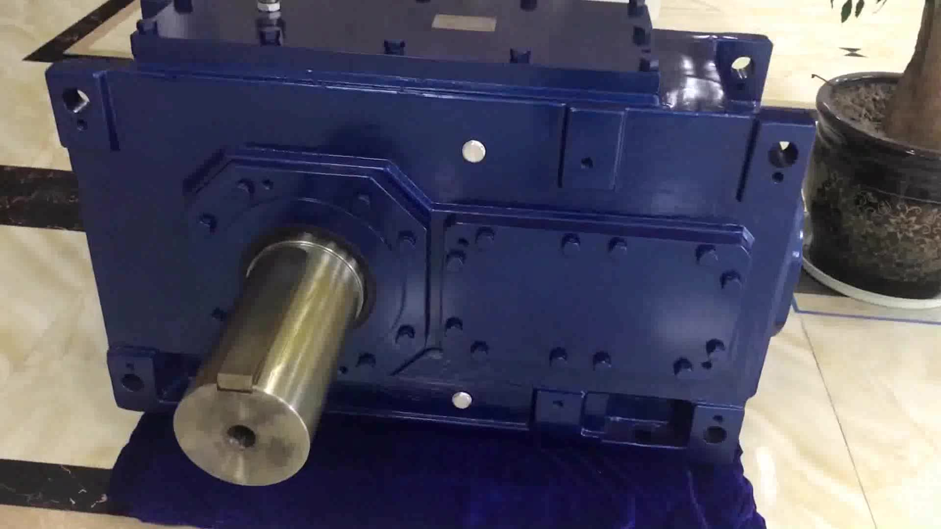 H/B series Heavy Duty Industrial vento caixa de velocidades, caixa de velocidades flende, série b caixa de velocidades