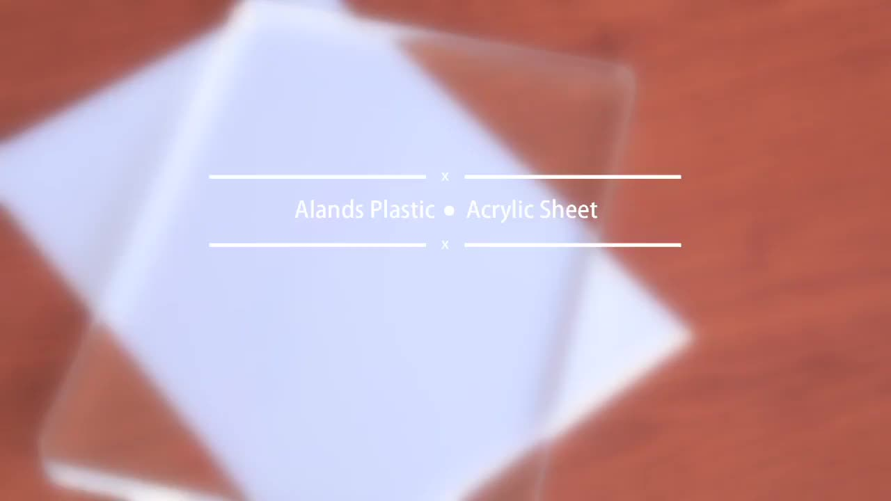 Hoge kwaliteit acryl/Acryl plastic/3mm acryl plaat