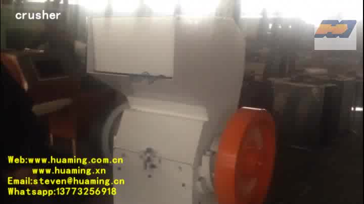 Fabriek prijs Vlok messen granulator plastic crusher grinder shredder machine