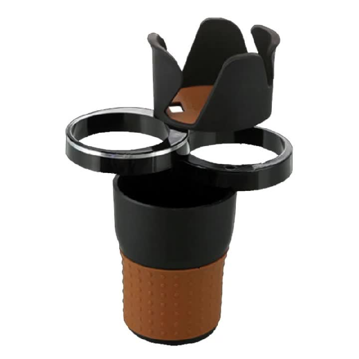car drink bottle cup holder sy03 multi-functional car cup holder