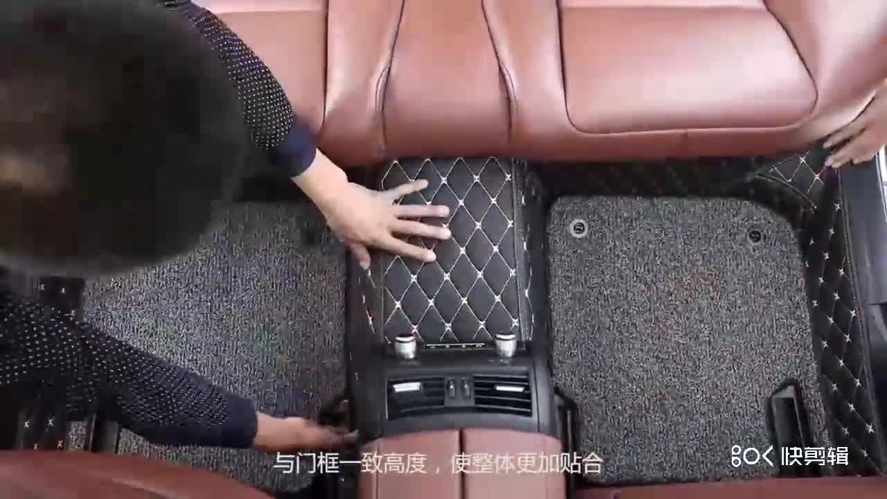 Il nuovo aggiornamento EVA ambientale/XPE/tappeti per auto In Pelle