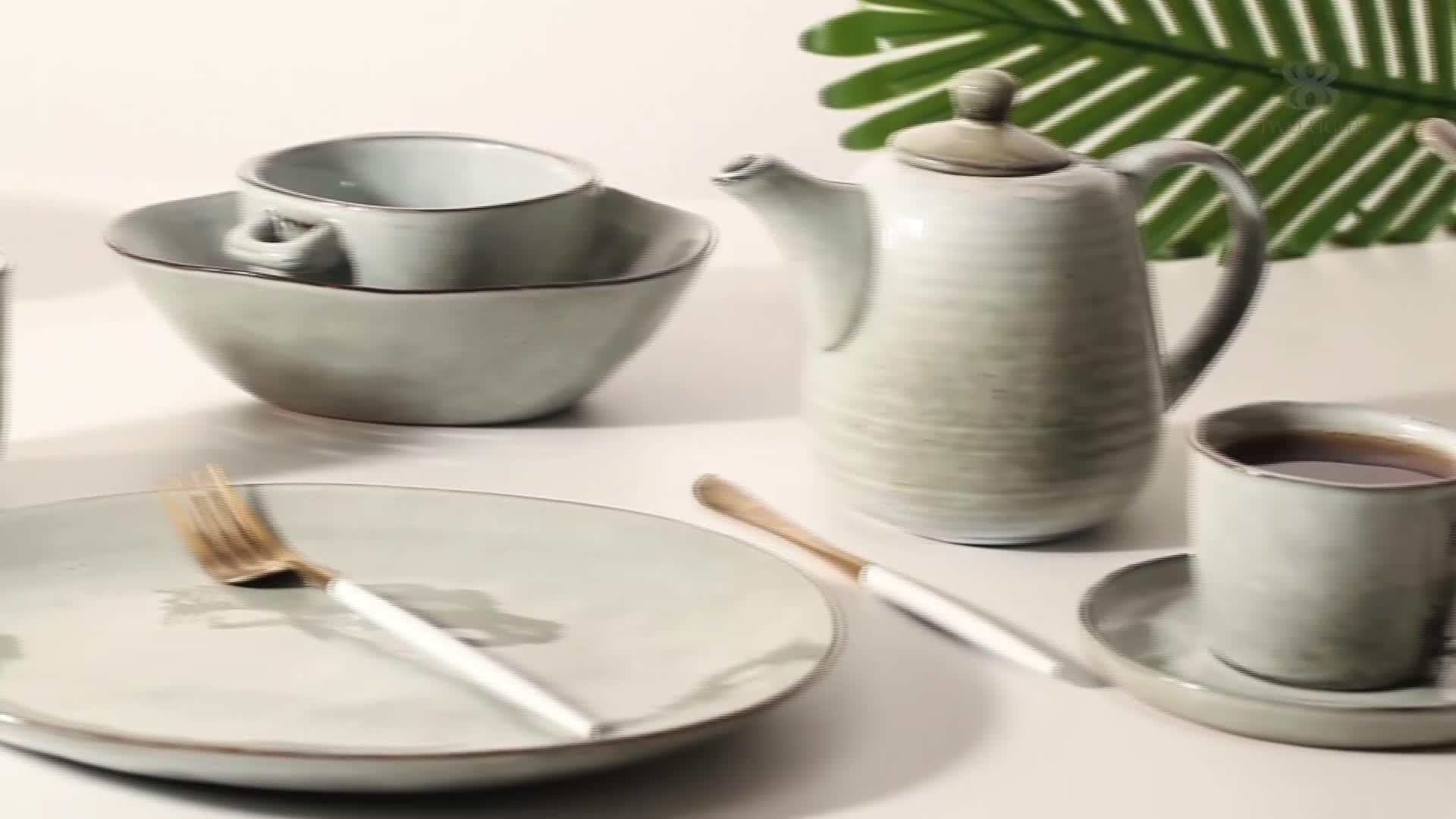 Китайский завод Керамика Посуда best Продавец хорошая цена в западном стиле термостойкие Ресторан глазурованной фарфор зерновых чаша