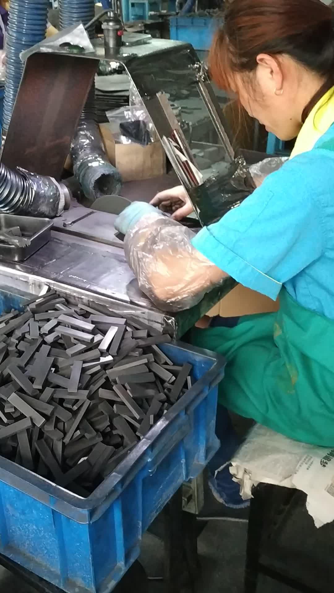 Brosse à main en carbone pour meuleuse d'angle 9557NB, 5 pièces, outil électrique japonais, remplace le CB325 2011-2, GD0600