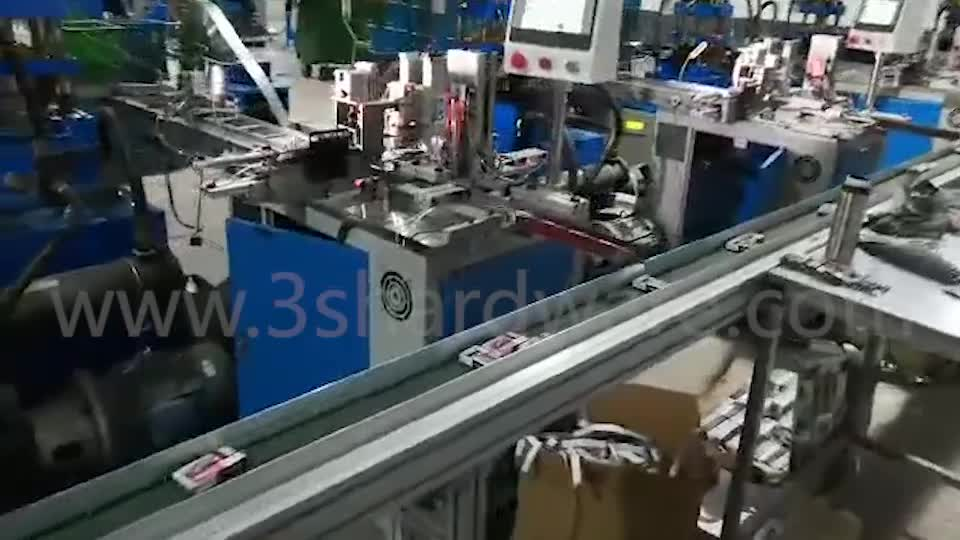 24/6 office staples making and packaging machine