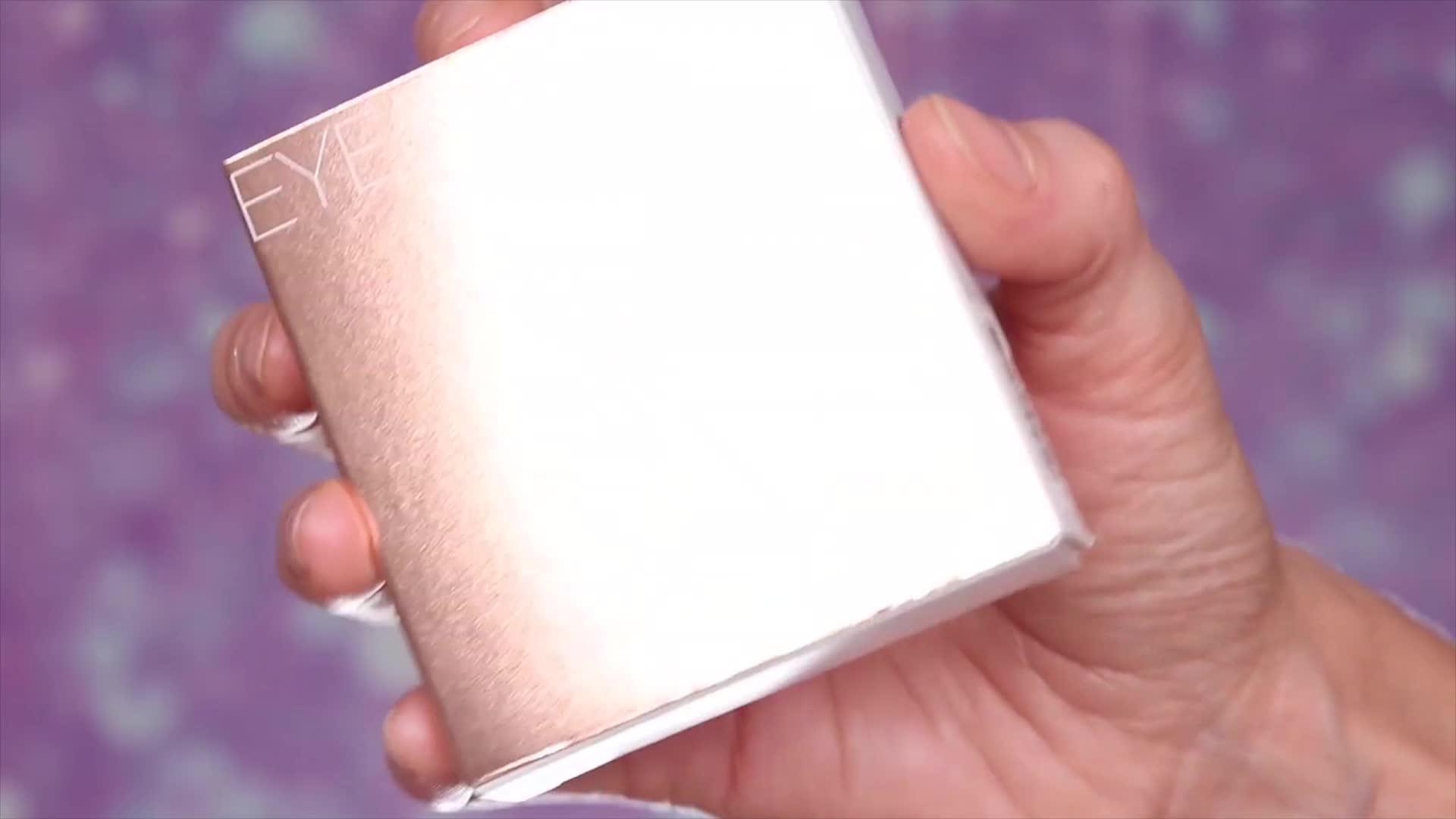 O. Tw O.o Groothandel Reizen Pak Make-Up Sets Oogschaduw 4 Kleuren Oogschaduw Palet