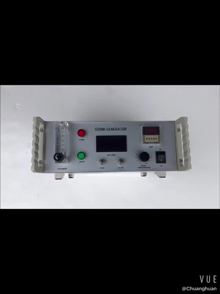 5g/h Medical Ozone Generator For Blood Therapy Ozone Machine