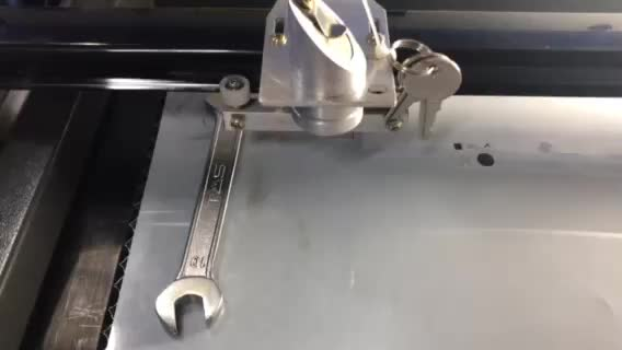 Professional Acrylic Laser Crystal Subsurface Engraving 3D Led Lamp Machine